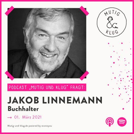 Podcast Titelbild von Jakob Linnemann
