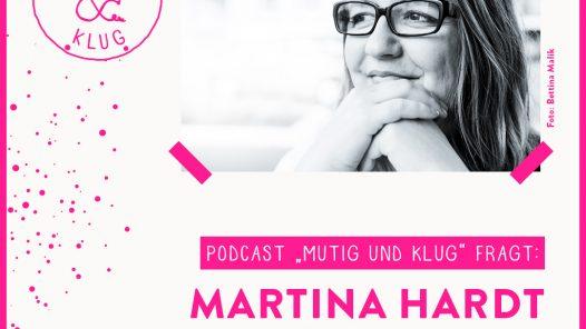 Martina Hardt - Gründungsberaterin im CyberForum Karlsruhe